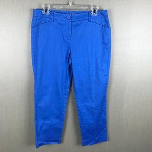 NY&Co Stretch Capri Pants Size 6